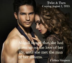Twist & Turn by Christa Simpson