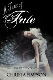 a twist of fate - ebook cover