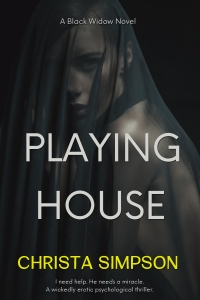Playing House - Thriller Ebook Cover